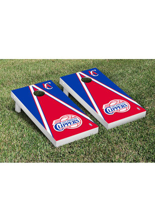 Los Angeles Clippers Cornhole Game Set Tailgate Game