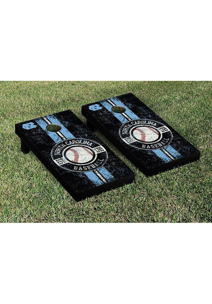 North Carolina Tar Heels Cornhole Game Set Tailgate Game - Image 1