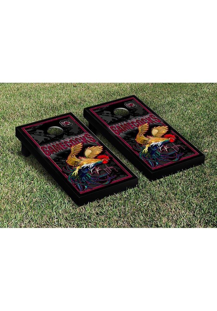 South Carolina Gamecocks Cornhole Game Set Tailgate Game - Image 1