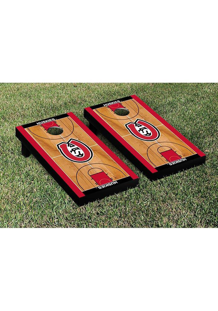 St Cloud State Cornhole Game Set Tailgate Game - Image 1