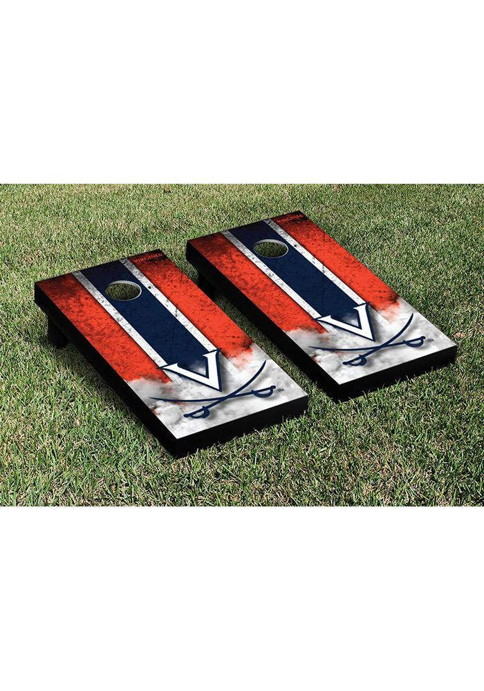 Virginia Cavaliers Cornhole Game Set Tailgate Game - Image 1