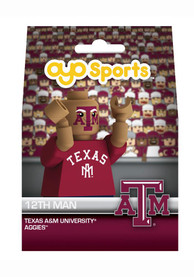 Texas A&M Aggies 12th Man Fan Face Collectible Player Oyo