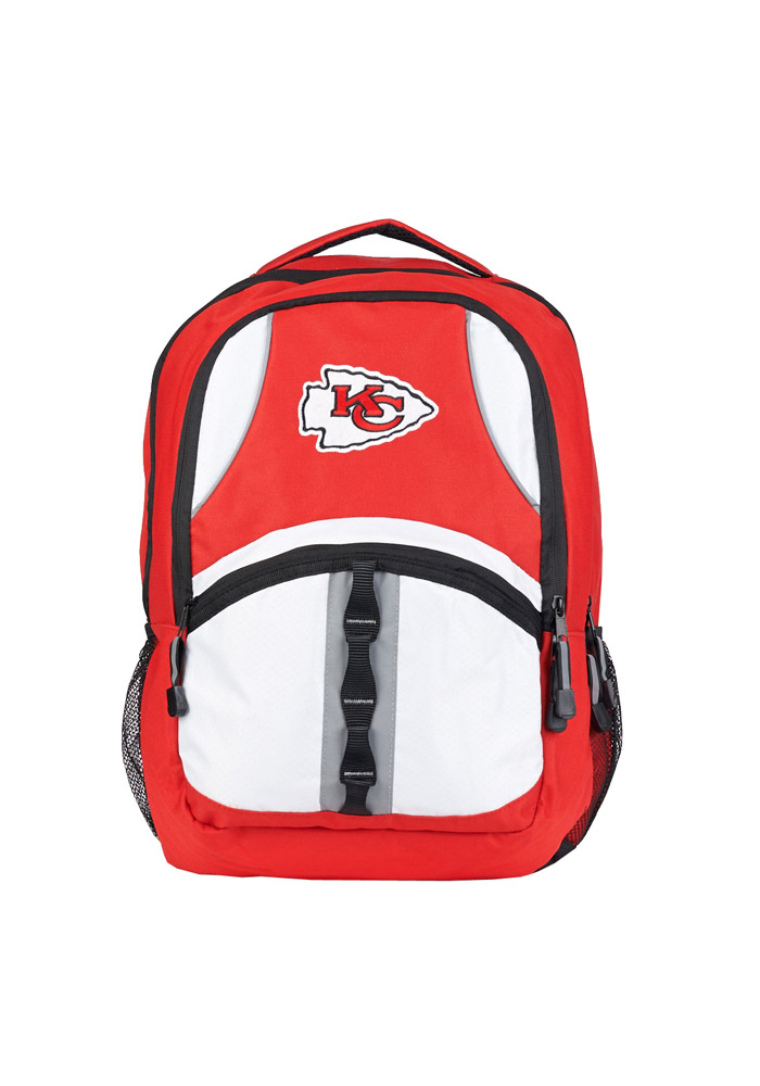 Kansas City Chiefs Red Captain Backpack - Image 1