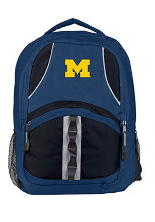 Michigan Wolverines Navy Blue Captain Backpack