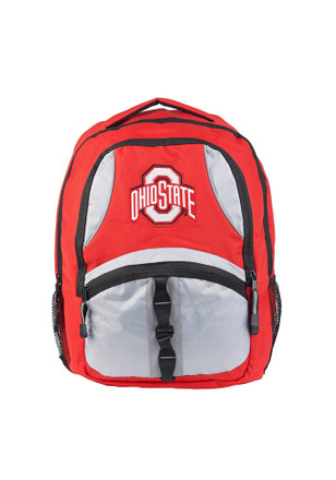 Ohio State Buckeyes Red Captain Backpack