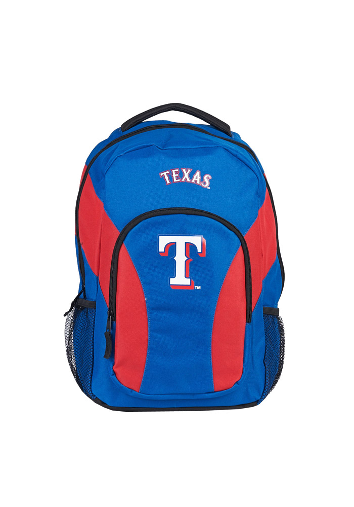 Texas Rangers Blue Draft Day Backpack - Image 1