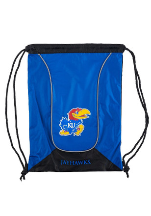 Kansas Jayhawks Double Header String Bag