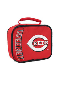 Cincinnati Reds Red Sacked Lunch Tote