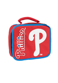 Philadelphia Phillies Red Sacked Lunch Tote