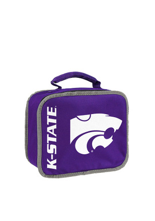 K-State Wildcats Purple Sacked Lunch Tote