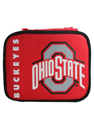 Ohio State Buckeyes Red Sacked Lunch Tote
