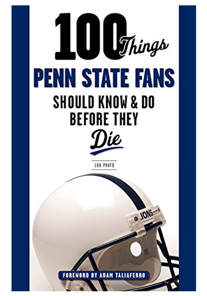 Penn State Nittany Lions 100 Things Fan Guide - Image 1