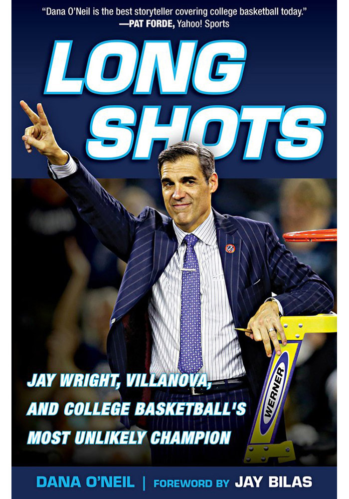 Villanova Wildcats Long Shots by Dana O'Neil Fan Guide - Image 1