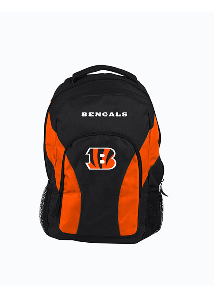 Cincinnati Bengals Black Draft Day Backpack - Image 1