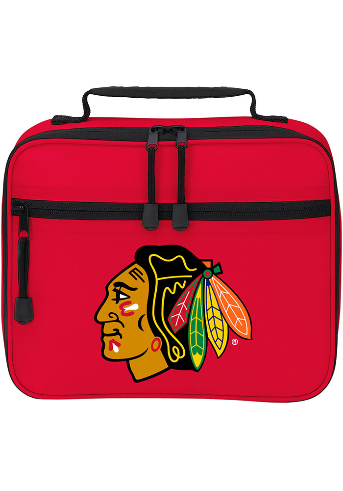 Chicago Blackhawks Red Cooltime Tote - Image 1