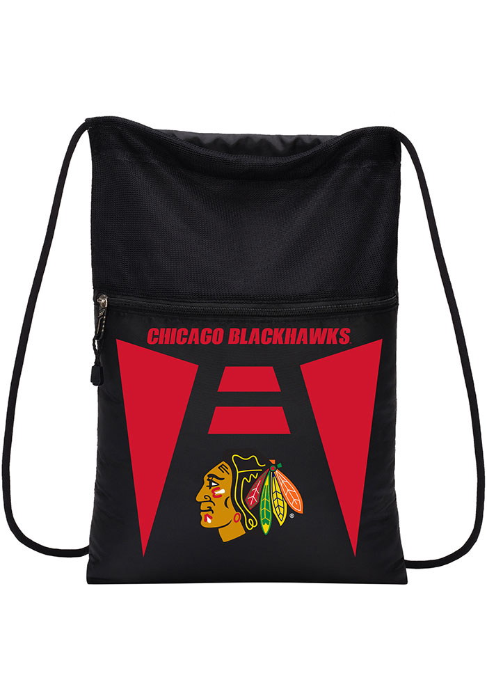Chicago Blackhawks TeamTech String Bag - Image 1