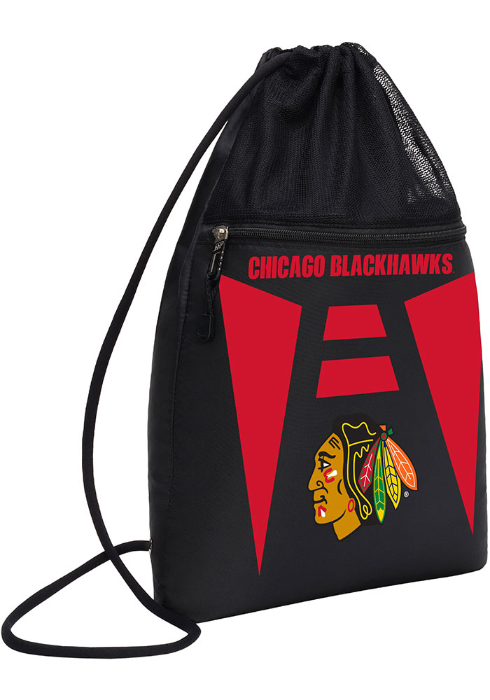 Chicago Blackhawks TeamTech String Bag - Image 2