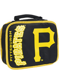 Pittsburgh Pirates Yellow Sacked Lunch Tote