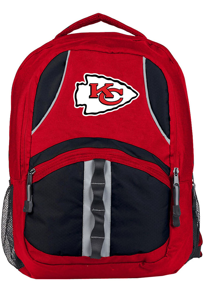 Kansas City Chiefs Red Captain Backpack 612bfe5dd