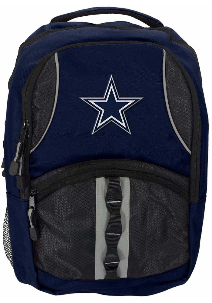 Dallas Cowboys Black Captain Backpack - Image 1