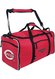 Cincinnati Reds Red Steal Gym Bag