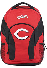 Cincinnati Reds Draftday Backpack - Red