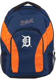 Detroit Tigers Draftday Backpack - Navy Blue