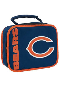 Chicago Bears Navy Blue Sacked Tote