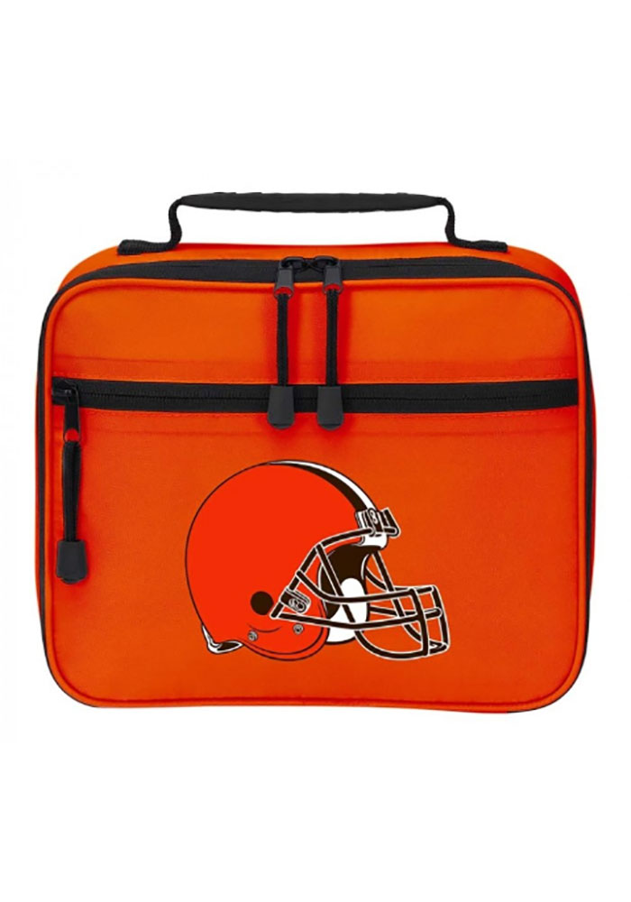 Cleveland Browns Orange Cooltime Tote - Image 1