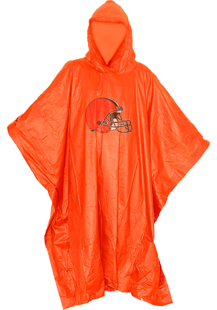 Cleveland Browns Lightweight Poncho - Image 1