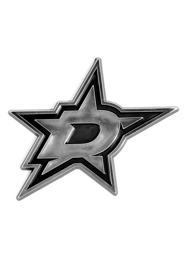 Dallas Stars Plastic Car Emblem - Green - Image 2