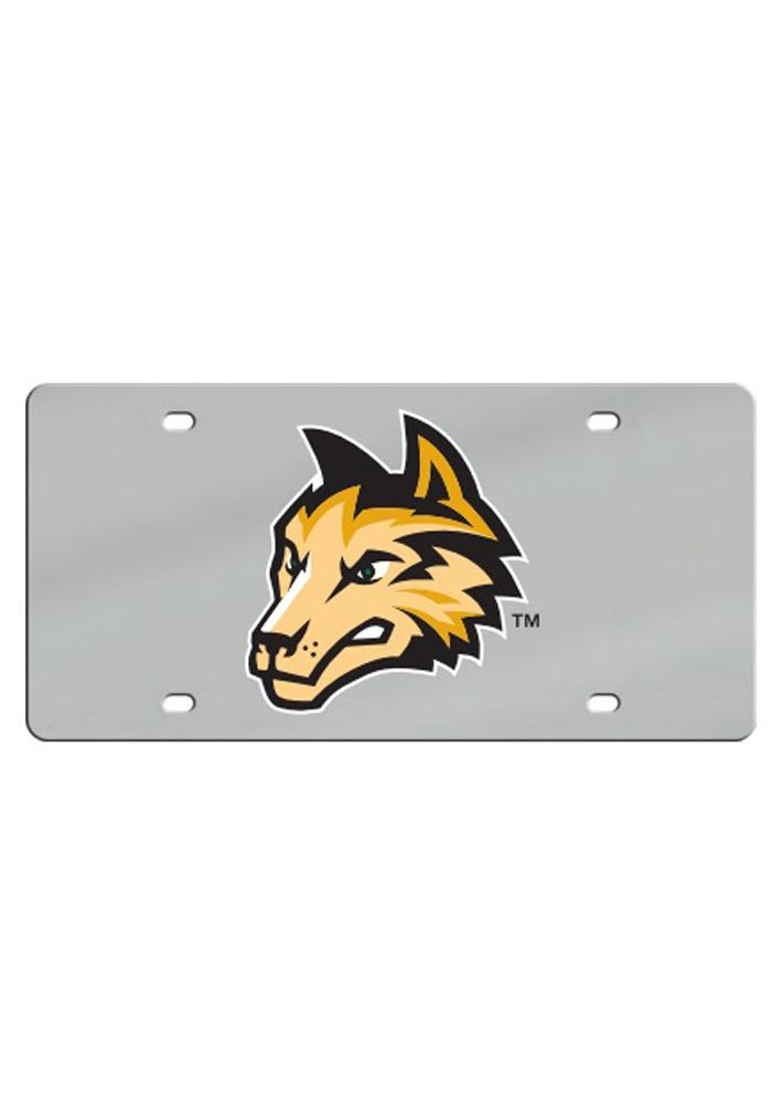 Wright State Raiders Logo Car Accessory License Plate - Image 1