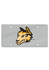 Wright State Raiders Logo Car Accessory License Plate
