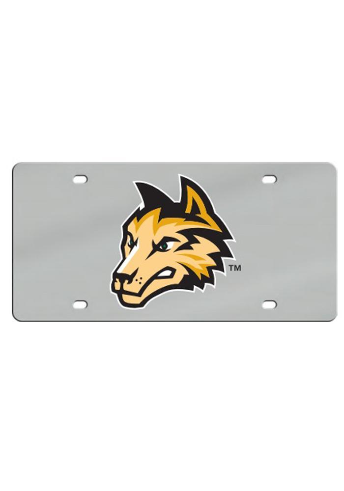 Wright State Raiders Logo Car Accessory License Plate - Image 2