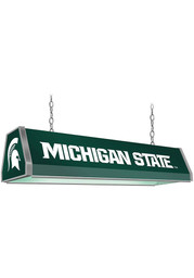 Michigan State Spartans Standard Light Pool Table