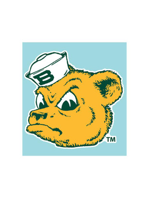 Baylor Bears 4x4 Perfect Cut Decal
