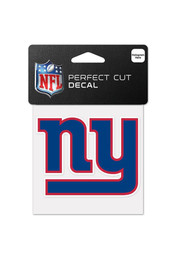 New York Giants 4x4 Decal