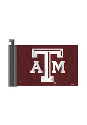 Texas A&M Aggies 3.5x5.5 Antennae Flag