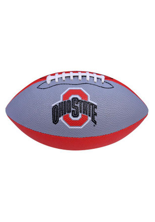 Ohio State Buckeyes Grip Tech Rubber Football