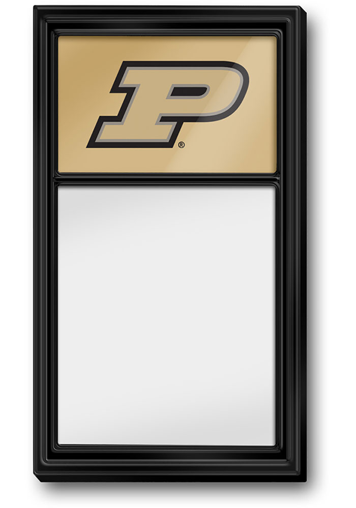 Purdue Boilermakers White Board Sign - Image 1