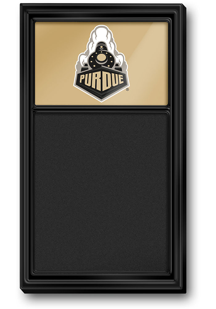 Purdue Boilermakers Chalk Board Sign - Image 1