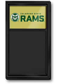 Colorado State Rams Chalk Board Sign