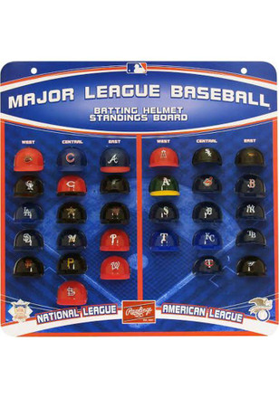 Baseball tracker Mini Helmet