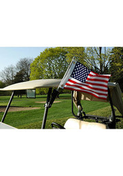 Golf Cart And Boat Flagpole Flag Supplies