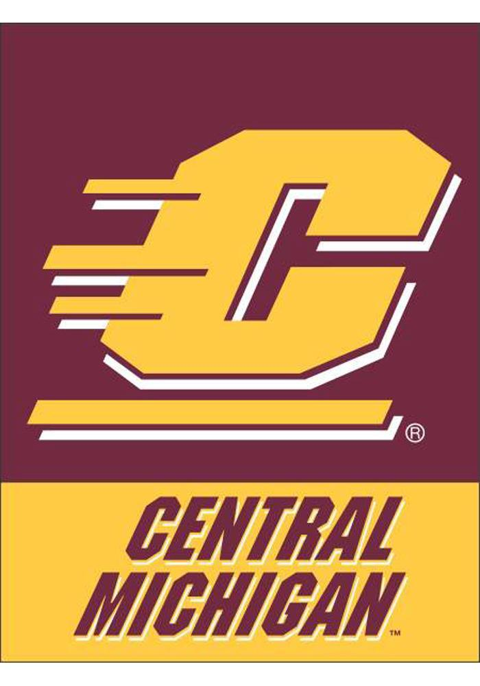 Central Michigan Chippewas 30x40 Banner - Image 1