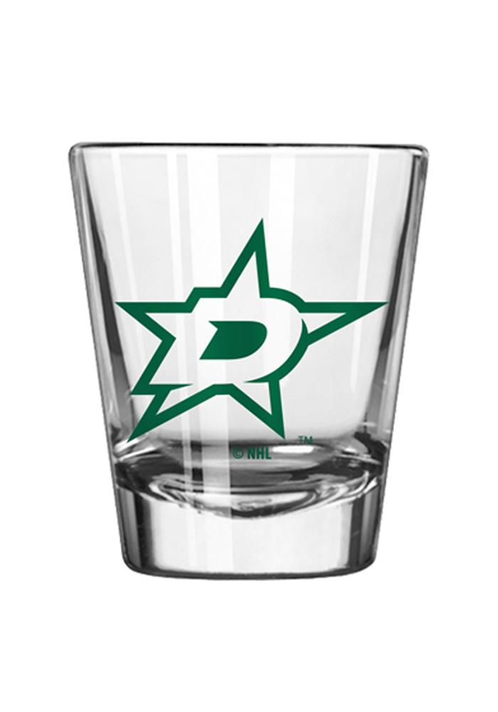 Dallas Stars 2oz Gameday Shot Glass - Image 1