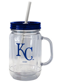 Kansas City Royals Mega Mason Straw Tumbler
