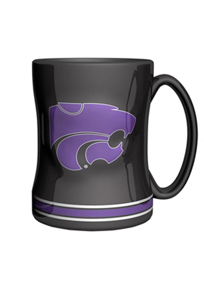 K-State Wildcats 15oz Sculpted Mug - Image 2