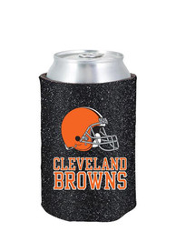 Cleveland Browns Glitter Can Coolie