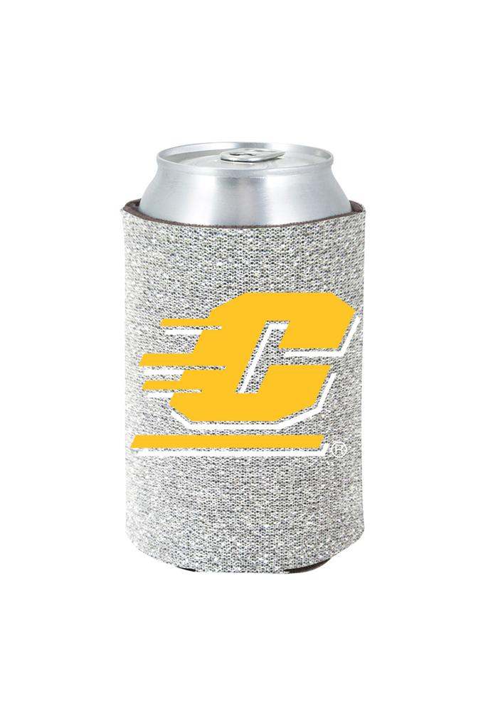 Central Michigan Chippewas Glitter Can Coolie